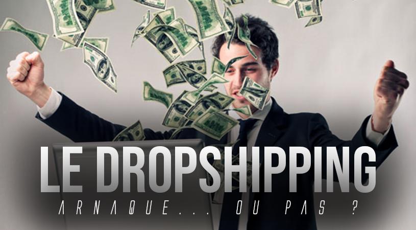 Le dropshipping : arnaque ou pas ?